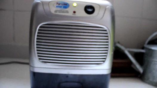 absorbeur d humidité électrique
