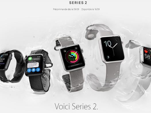 apple watch serie 1 etanche