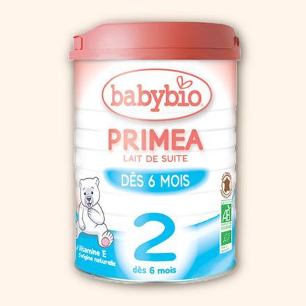babybio primea 1
