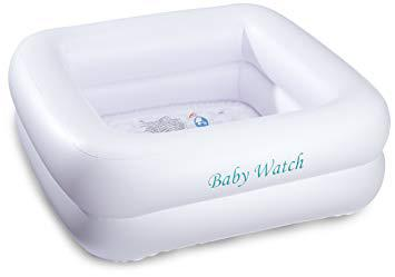 baignoire bébé gonflable pour douche