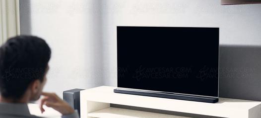barre son tv
