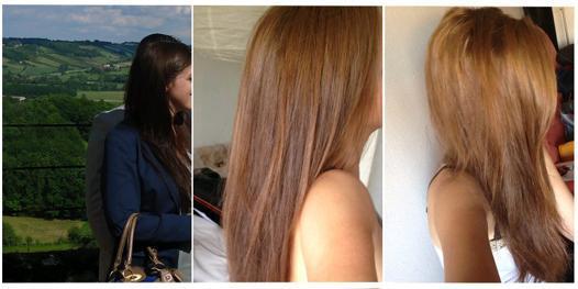 baume eclaircissant cheveux