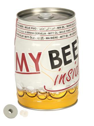 bière en fut de 5 litres