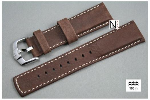 bracelets montre cuir