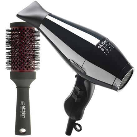 brushing seche cheveux