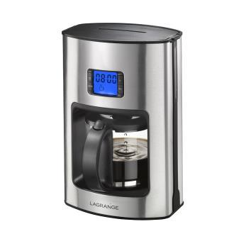 cafetiere programmable inox