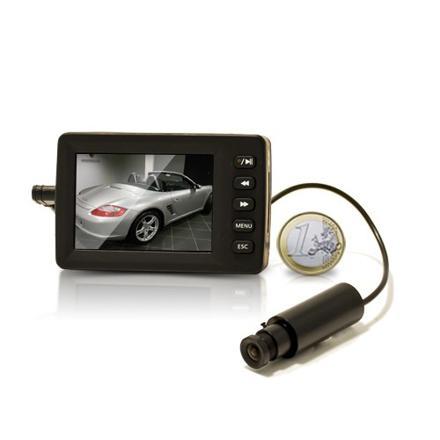 camera espion voiture