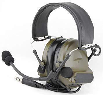 casque audio airsoft
