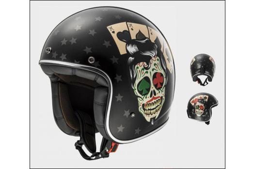 casque moto bobber