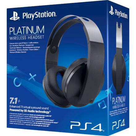 casque playstation 4 sans fil