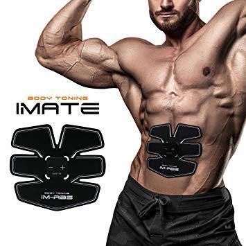 ceinture d électro stimulation musculation abdominale