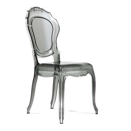 chaise en polycarbonate