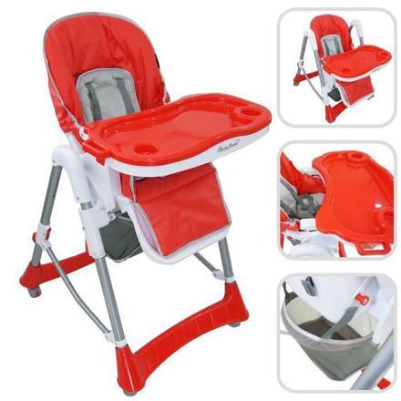 chaise haute reglable bebe