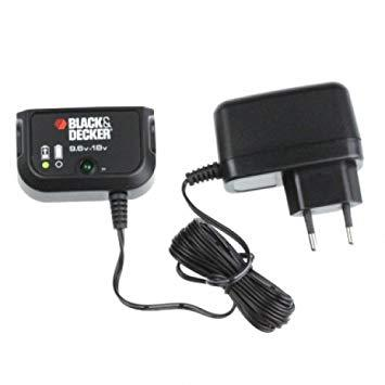 chargeur de batterie black et decker 18 volt