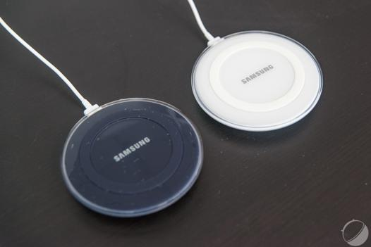 chargeur induction samsung avis