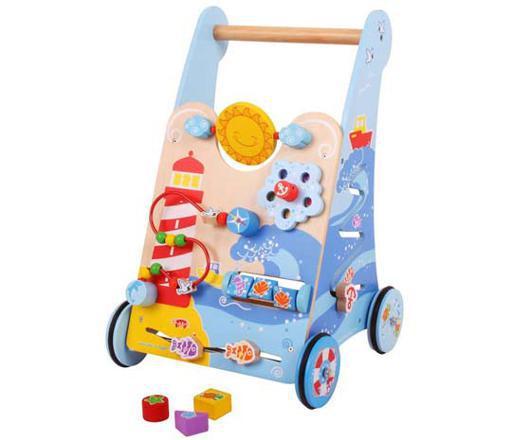 chariot trotteur bébé