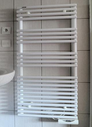 chauffage electrique pour salle de bain
