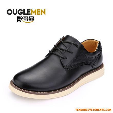 chaussure de ville pas cher