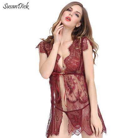 chemises de nuit de luxe
