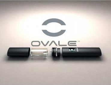 cigarette electronique ovale
