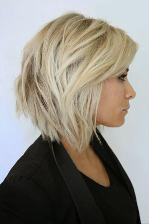 coiffure carre femme