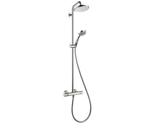 colonne douche hansgrohe showerpipe croma 220