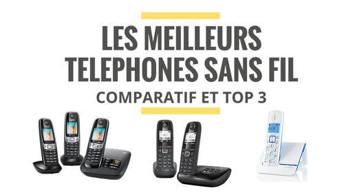 comparatif telephone sans fil
