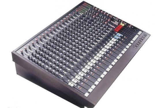 console de mixage occasion