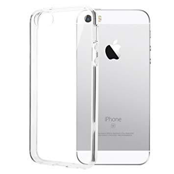 coque transparente iphone se