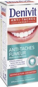 dentifrice contre les taches