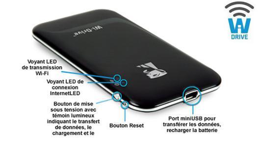 disque dur ssd externe wifi