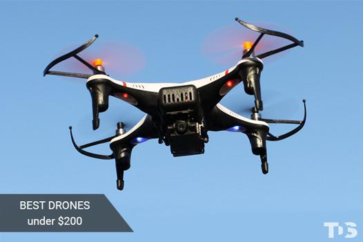drone 200