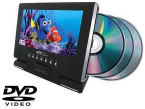 dvd portable voiture pas cher