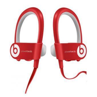ecouteur beats rouge