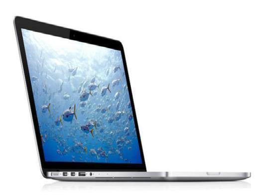 ecran noir macbook pro retina