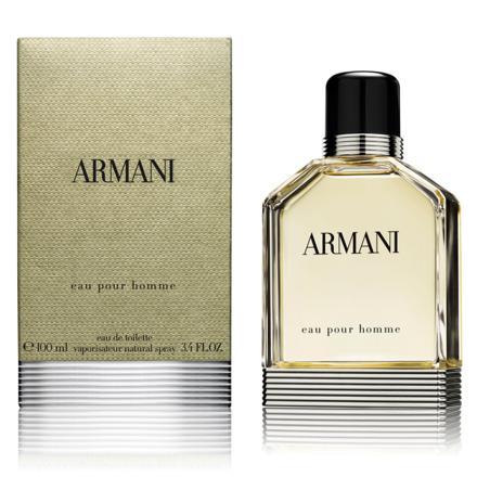emporio armani pour homme