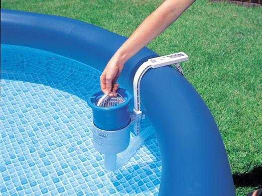 epurateur piscine hors sol intex
