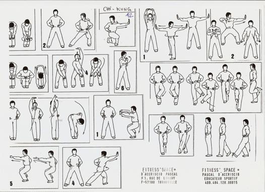 exercices tai chi