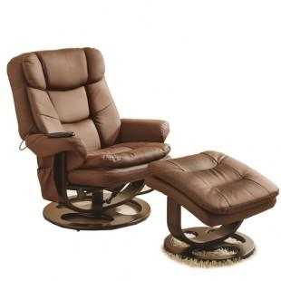 fauteuil relaxant massant chauffant