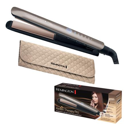 fer a lisser remington keratin therapy