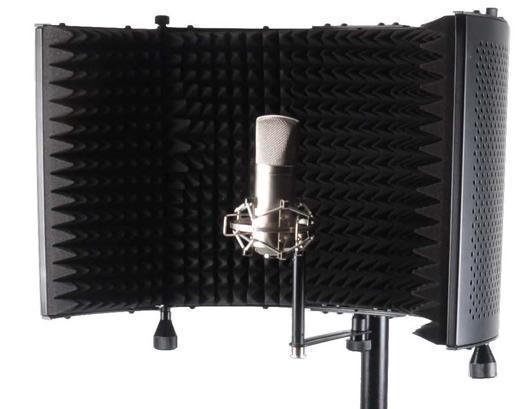 filtre anti bruit micro