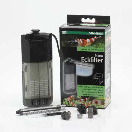 filtre aquarium silencieux 20l
