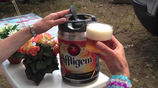 fut biere 5l sans tireuse