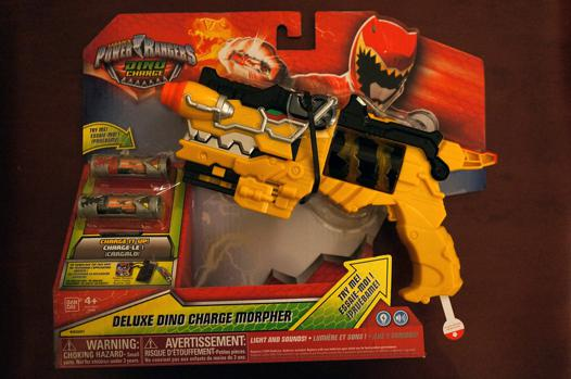 jouet power rangers dino charge