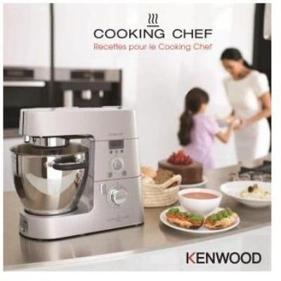 kenwood cooking chef recettes