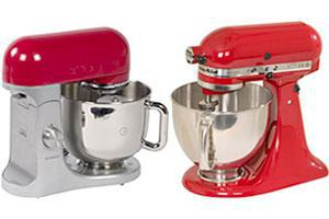 kitchenaid ou kenwood