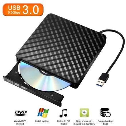 lecteur cd dvd externe pour pc portable
