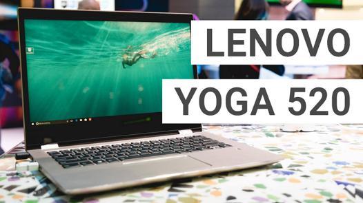 lenovo yoga 520 test
