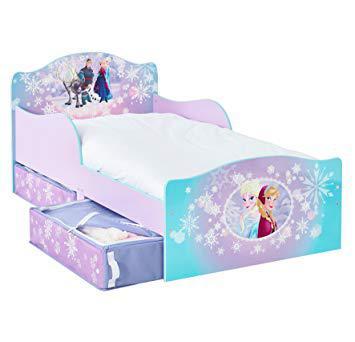 lit enfant reine des neiges