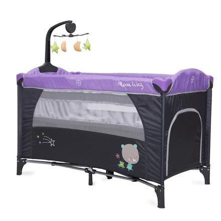 lit parapluie violet